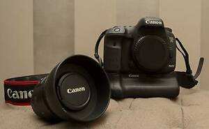 Canon 7D Mark II Body with Battery Grip / 50mm 1.8 Lens Bendigo Bendigo City Preview