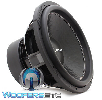 """GLADEN SQL15 EXTREME 15"""" 1400W RMS 2-OHM SUBWOOFER SOUND QUALITY BASS SPEAKER for sale  Los Angeles"""