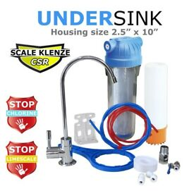 Quality Carbon Water Filter Drinking Tap Installation For Your Kitchen - London