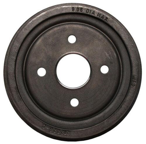Brake Drum Rear,Front ACDelco Pro Brakes 18B466 Reman