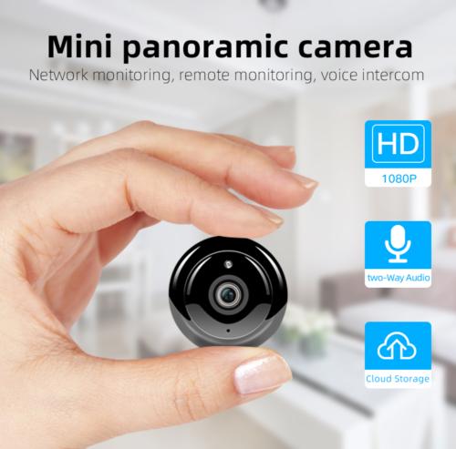 1080P Mini Wireless WIFI IP Camera HD Smart Home Security Camera Night Vision US