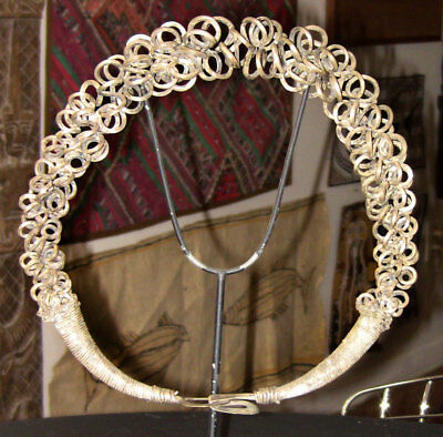 Extraordinary Hill Tribe silver/alloy necklace was $399 now $249