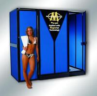 Mystic Tan Sunless Spray Tan Booth