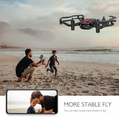 AKASO A21 Quadcopter Drone Camera Live Video w/ 720P HD FPV real-time WiFi 360°