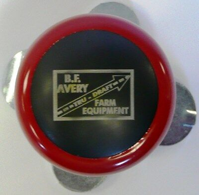 B F Avery Steering Wheel Spinner