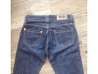 Ladies Dolce&Gabbana jeans Size S 8