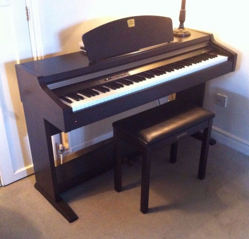 yamaha clavinova clp 920 digital piano with weighted keys