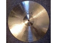 "Paiste Signature 18"" Fast Crash Cymbal"