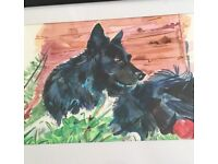 Artwork of your Pet from photos