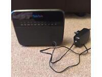 Talktalk Router, excellent condition