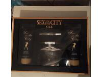 Sex and the city perfume gift set