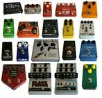 Fulltone-TC-Xotic-etc.. gitaar effect pedalen