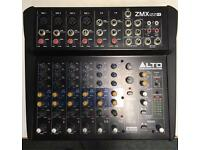 Alto Pro Zephyr ZMX122FX 8 Channel Compact DSP Mixer Sound Desk with Professional Effects FX
