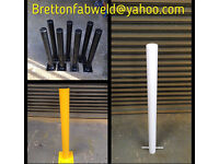 Bollards - MADE TO ORDER