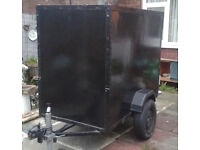 Box Trailer, £280, st helens area