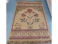 Thick Cotton Tapestry style Table Cover or possible Wall Hanging