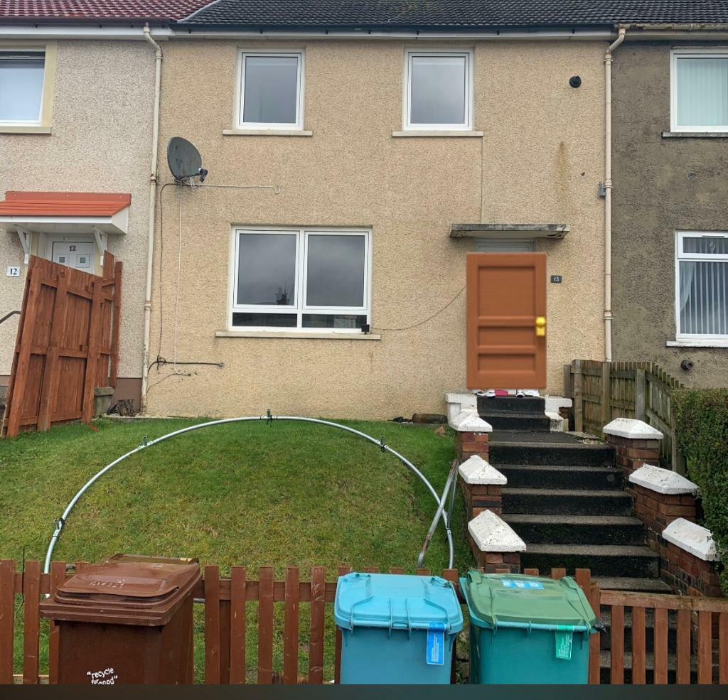 ***Lovely 2 Bed House With Garden In Coatbridge***