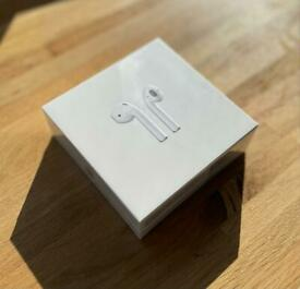BRAND NEW AIRPODS IN BOX AND SEALED