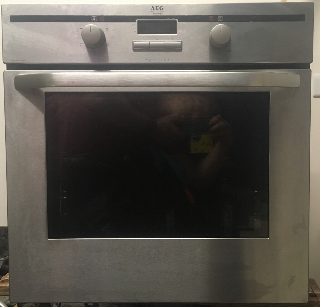 AEG Competence B2100-4 Built In Oven - great reviews 9/10 | in ...