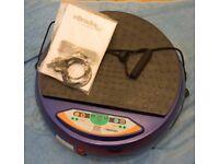 Vibro disc Power Plate Exercise Machine! £60