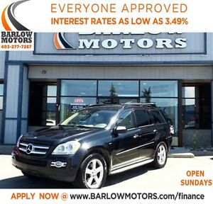 2009 Mercedes-Benz GL-Class GL320**AMVIC INSPECTION & CARPROOF P