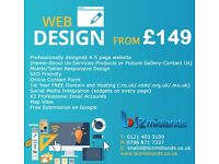 *****Cheap Website Design & SEO service in Birmingham*****£149