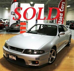 1995 Nissan Skyline GTR R33 V-SPEC, N1 NISMO - SOLD