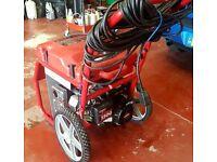 Generator Briggs & stratton petrol 6.8 - 10.6 kva 5500w - 8500w. Honda Catering trailer burger van