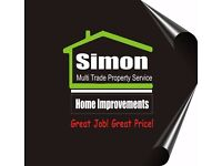 DO YOU NEED HELP? With any home improvement job I am a multi trade experienced tradesman handyman
