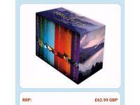 Full paperback set of Harry Potter books. All 7. Brand new unopened box set