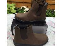Safety Chukka Boots 🥾 - Size 10 - Boxed