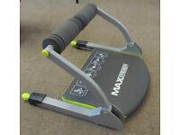 Abdominal / Core toning workout machine