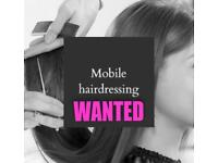 Mobile Hairdresser Wanted