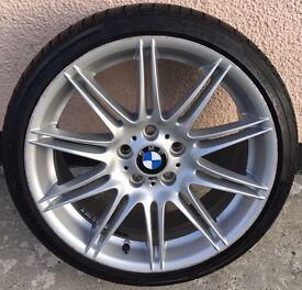 Genuine BMW 19' Alloys MV4. Full Set.