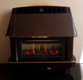 Robinson Willey Firecharm 4.4 KW Gas Fire (Bronze)