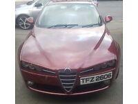 Alfa Romeo 159 Lusso JTDM 150BHP