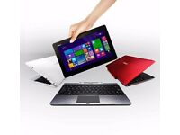 Asus Transformer Book 2 in 1 Tablet PC - Detachable keyboard