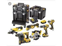 BRAND NEW DEWALT 6 PIECE KIT