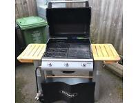 Outback 3 Burner Barbecue
