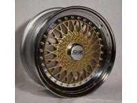 OZ Vega 15 wheels bbs 4x100