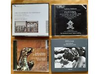 Classical CDs Vocal Medieval Renaissance & others