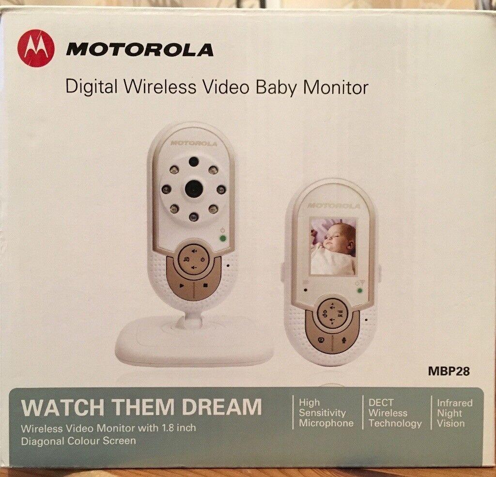 Motorola MBP28 Baby Monitor