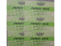 Goodwood Revival Friday tickets