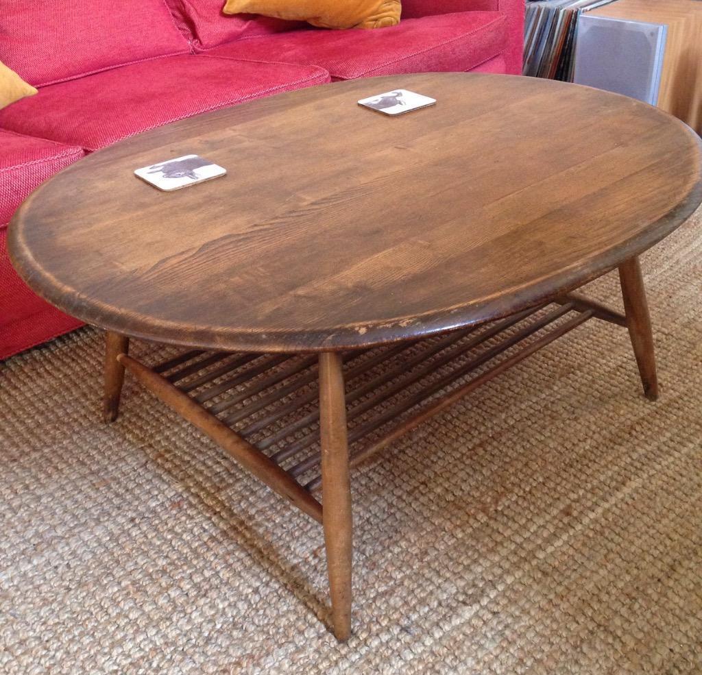 Gumtree Coffee Table Teak: Gorgeous Ercol Coffee Table