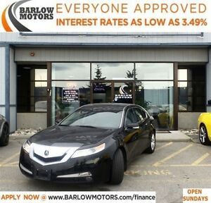 2010 Acura TL SH *EVERYONE APPROVED* APPLY NOW DRIVE NOW.