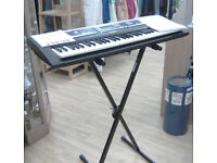 Yamaha YPT 210 Electronic Keyboard Excellent Condition Extracare Civic Centre Dronfield