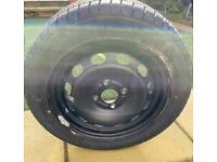 Ford Fiesta brand new spare wheel/tyre