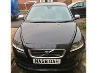 Volvo S40 R Design 1.8 Black Needs Attention