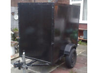 Box Trailer, £320, st helens area