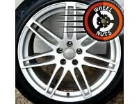 "20"" Genuine Audi Q5 alloys good cond good tyres."